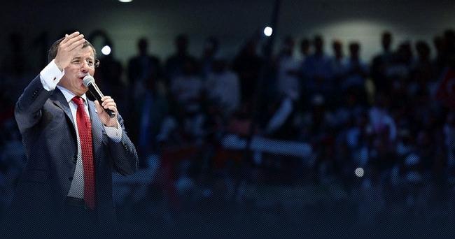 AK Parti 5. Olağan kongresi tamamlandı