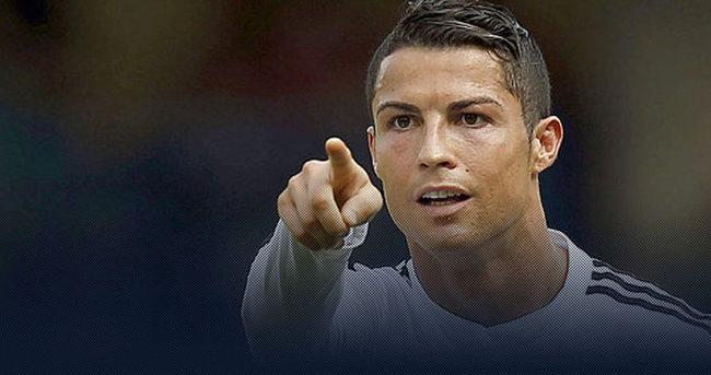 Ronaldo, Real Madrid tarihine geçti