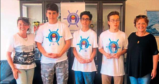 İÇDAŞ'ın sporcuları TEOG'da da başarılı