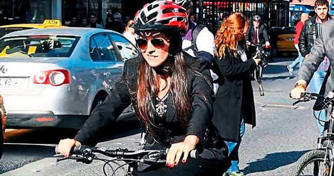 Bisikletle dere tepe düz