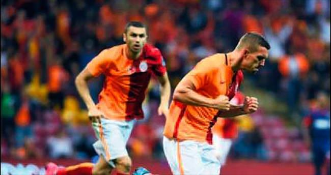 Podolski'den itiraf: Çok puan kaybettik