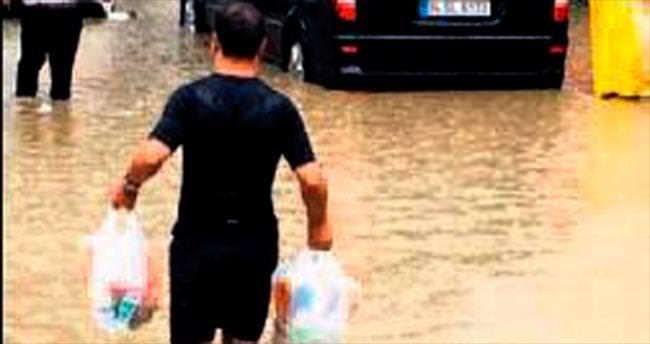 Vitor Pereira'nın yağmurla imtihanı
