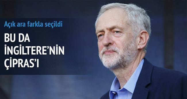 İngiltere'nin Çipras'ı İşçi Partisi lideri oldu