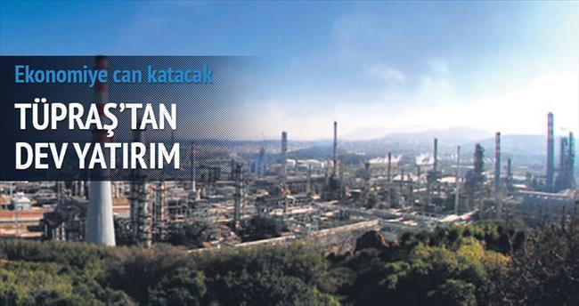 Tüpraş rafinerisi 220 milyon TL'ye modernleşecek