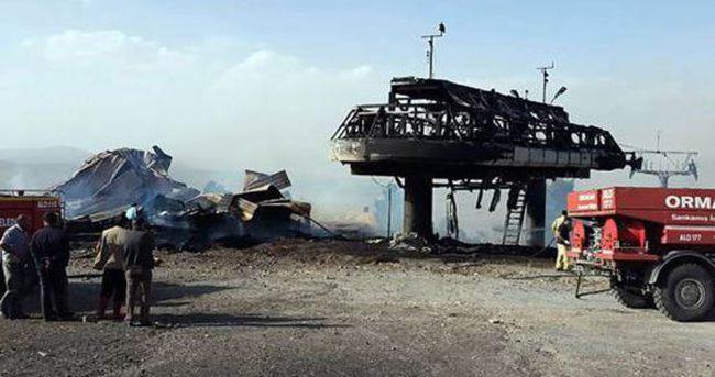 PKK'dan milyonluk tesise alçak saldırı!