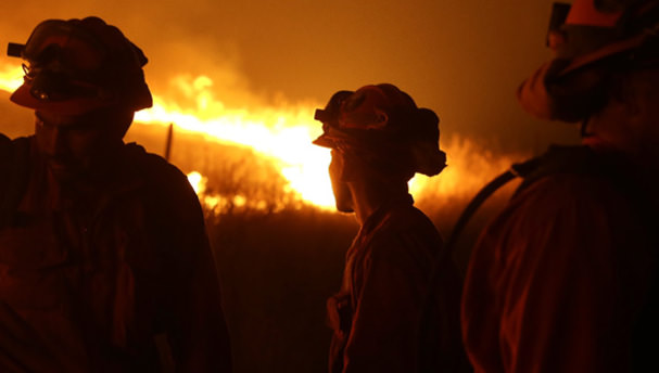 ABD'de orman yangınları nedeniyle acil durum ilan edildi