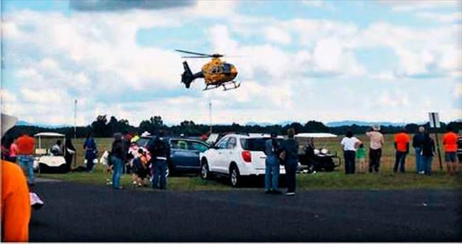 Hava gösterisinde kaza: 1 pilot öldü