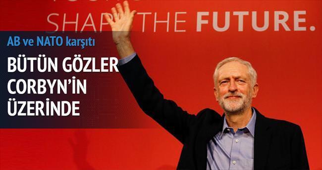 Gözler Corbyn'in üzerinde
