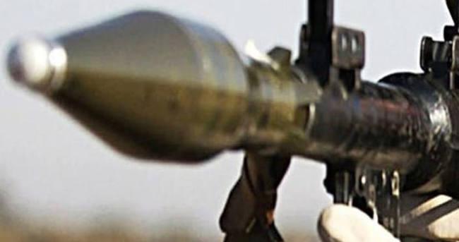 PKK'dan iki ilde roketatarlı saldırı