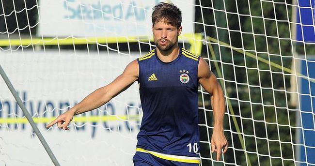 Fenerbahçe'de Diego şoku!