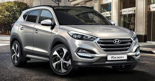 Hyundai Tucson 5 günde 500 adet sattı