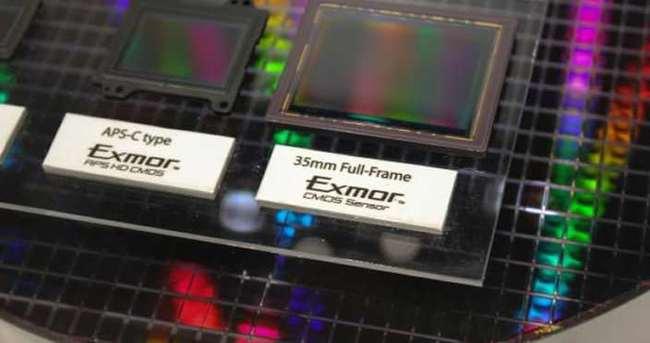 Sony'den 1.000 FPS'lik görüntü sensörü!