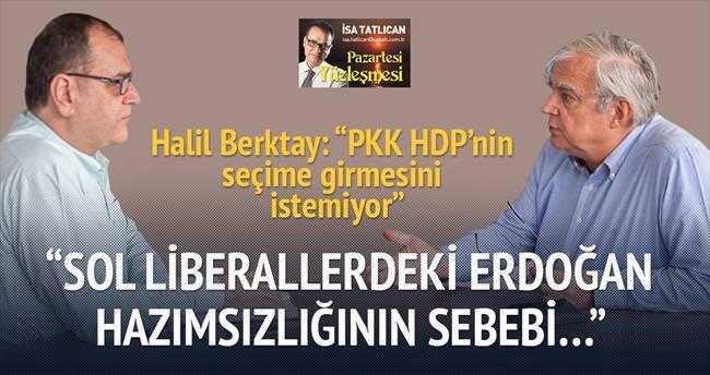 PKK HDP'nin seçime girmesini istemiyor
