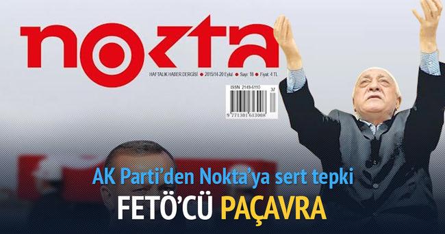 AK Parti'den Nokta dergisine tepki