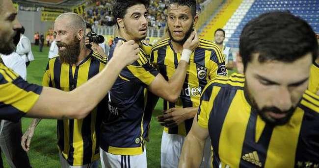 İşte Fenerbahçe'nin UEFA kadrosu!