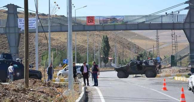 PKK bir uzman çavuşu yaraladı!