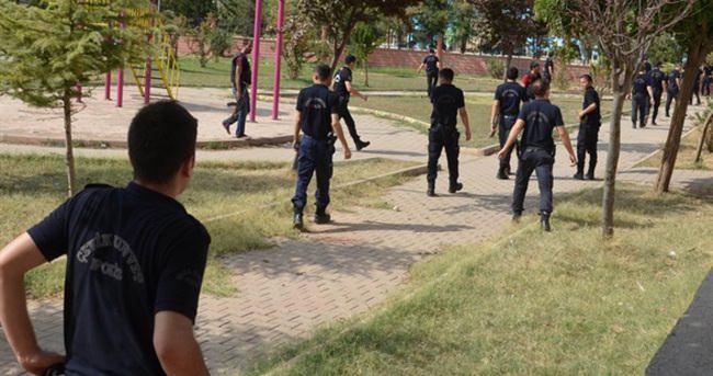 Parka bomba yerleştirmek isteyen grup yakalandı