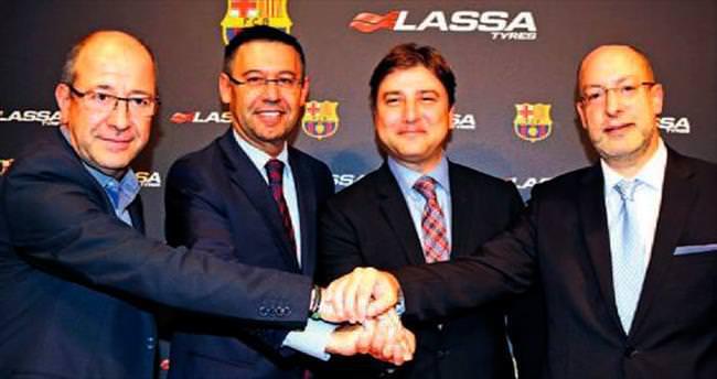 Lassa Barça'yla küreselleşecek