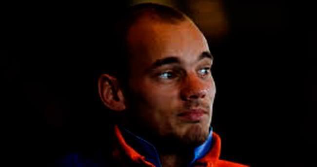 Sneijder yıkmıştı