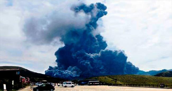 Japonya'da Aso alarmı