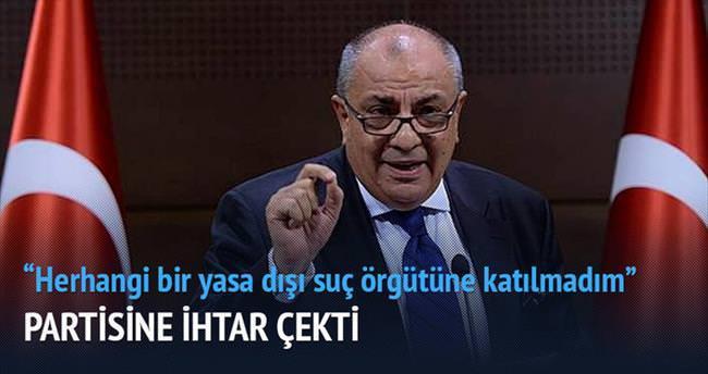 Türkeş'ten ihtarname: İhraç kararı hukuksuz