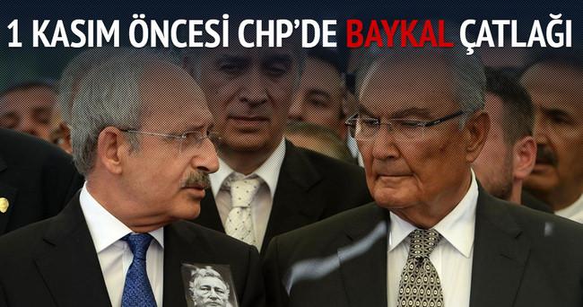 CHP'de Deniz Baykal krizi