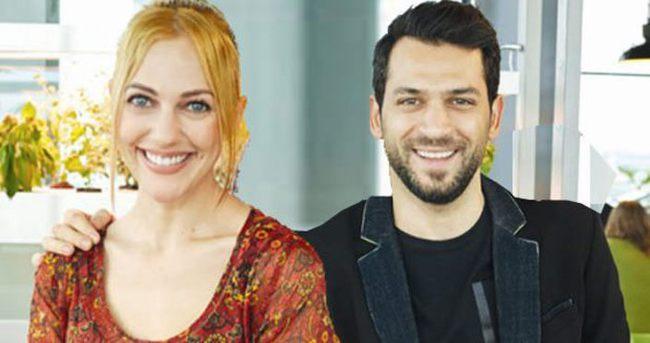 Meryem Uzerli ile Murat Yıldırım'ın dizisine senaryo bulunamadı