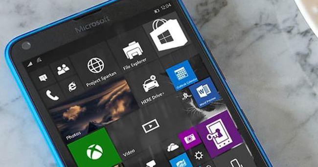 Yeni Windows 10 hazır