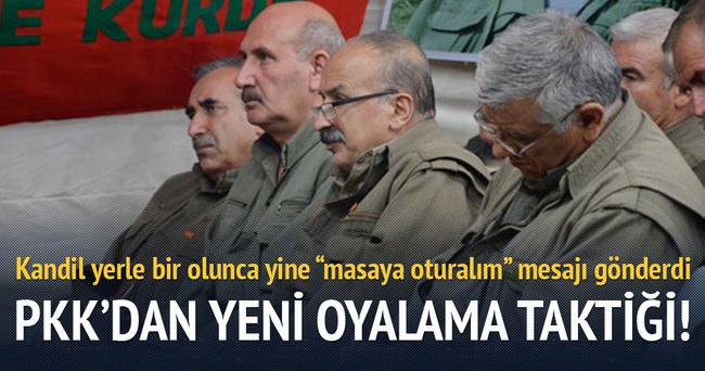 HDP seçim stratejisini Kandil'de belirledi!