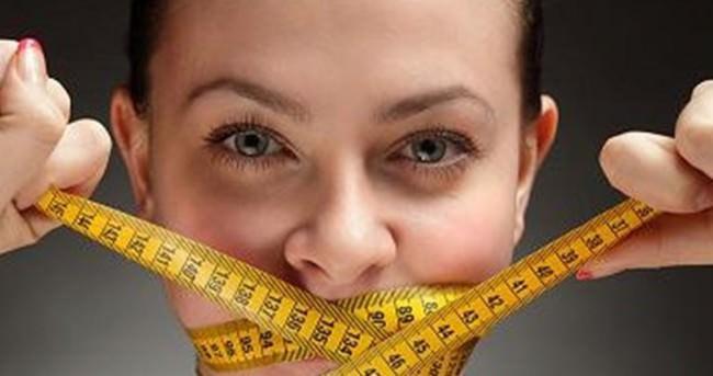 Diyetle verilen kilo bir yılda geri alınıyor