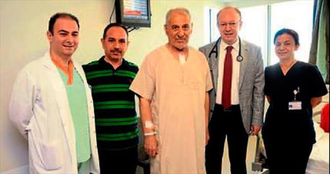 Iraklı hastanın Türk doktor tercihi