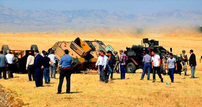 Hakkâri ve Mardin'den acı haber: 5 şehit