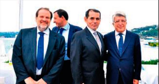 Başkanlar buluştu