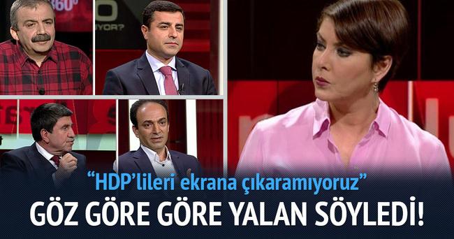 Şirin Payzın HDP'yi 'unuttu'