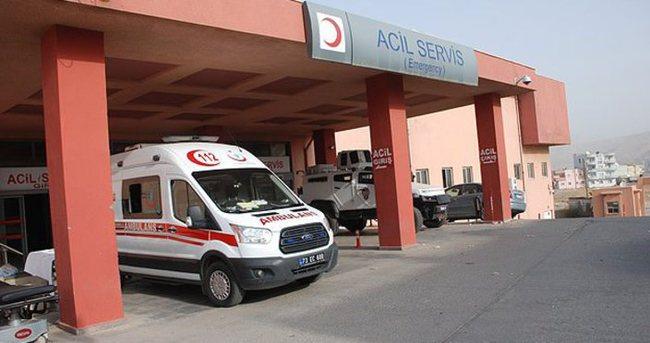 'Cizre'deki sağlık hizmetlerinde aksama yok'
