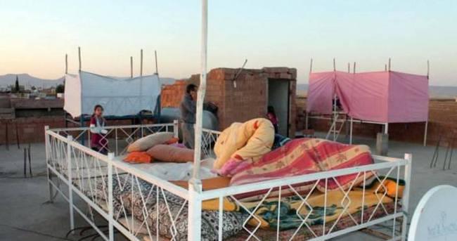 Damda uyuyan 21 kişi yaşamını yitirdi!