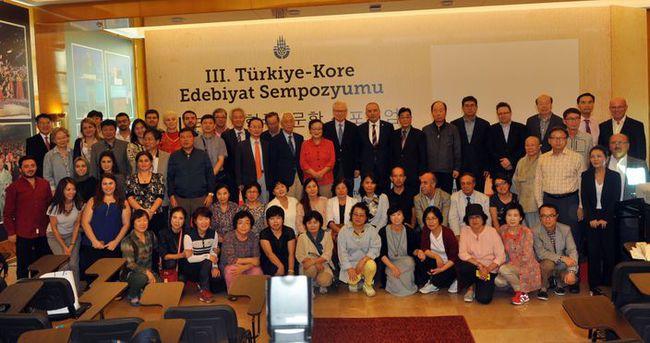 İBB'den Türk Kore Edebiyat Şöleni
