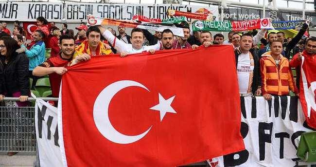 Çek Cumhuriyeti - Türkiye maçı 130 TL