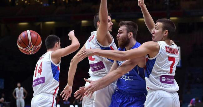 Sırbistan yarı finalde