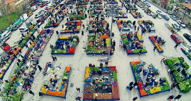 Karşıyaka'ya modern pazar yeri yapılacak