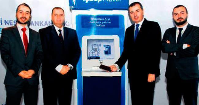 Yerli bankamatikle 100 milyon $ tasarruf