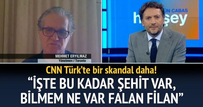 CNN Türk ekranlarında şehitlere saygısızlık!
