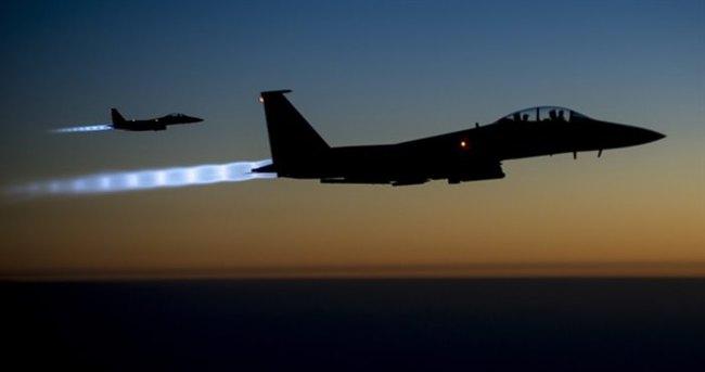 Jetler PKK kamplarını vuruyor