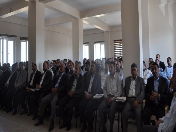 Muş'ta Din Adamları İstişare Toplantısı