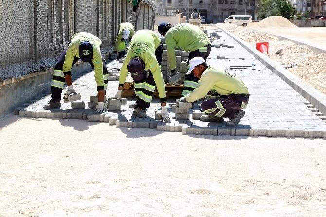 Şehitkamil'de Otopark Sıkıntısı Kalmıyor