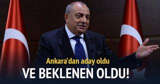 Tuğrul Türkeş AK Parti'den aday oldu