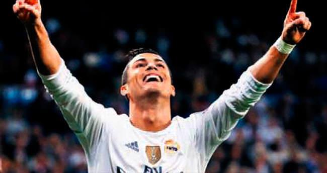 Ronaldo'nun 50 tonu yolda!