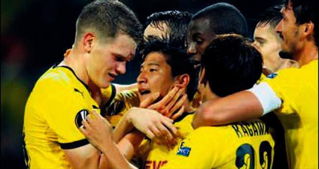 Dortmund yine döndü