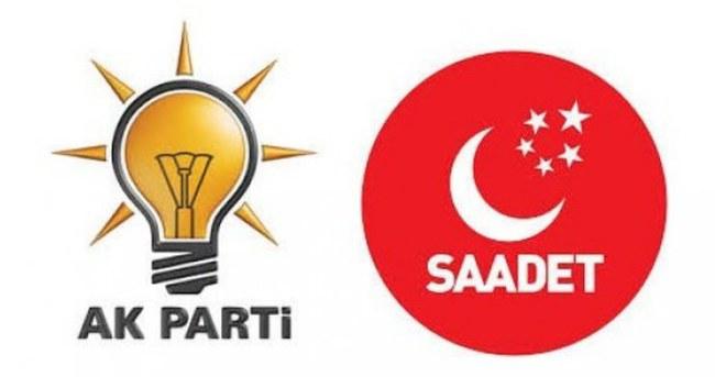 AK Parti - SP ittifakında hareketli saatler