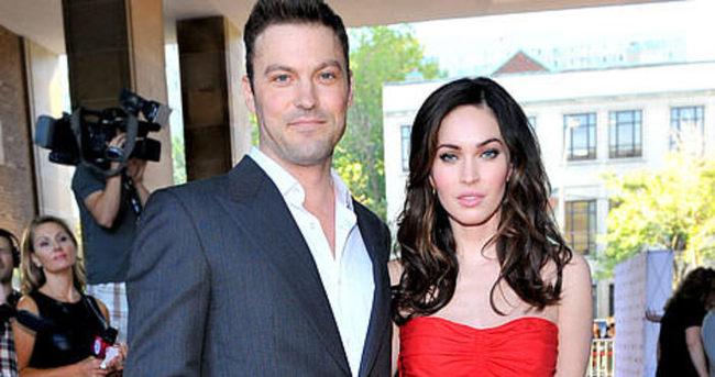 Megan Fox boşandıktan sonra ilk kez görüntülendi